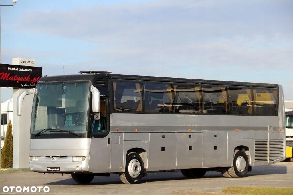 Irisbus ILLIADE / AUTOBUS TURYSTYCZNY / 51 MIEJSC