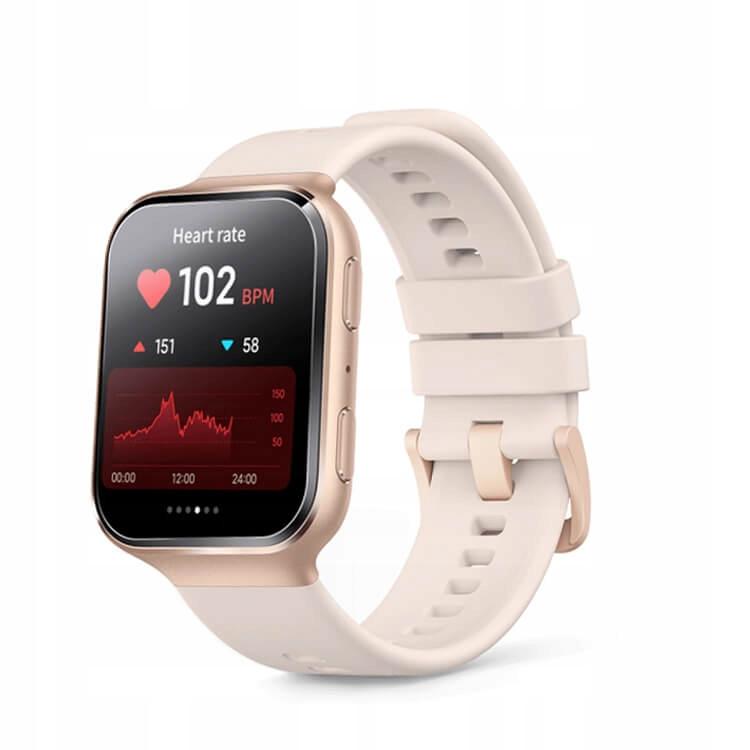 70mai SAPHIR ZEGAREK Smartwatch GPS HRM Rose Gold