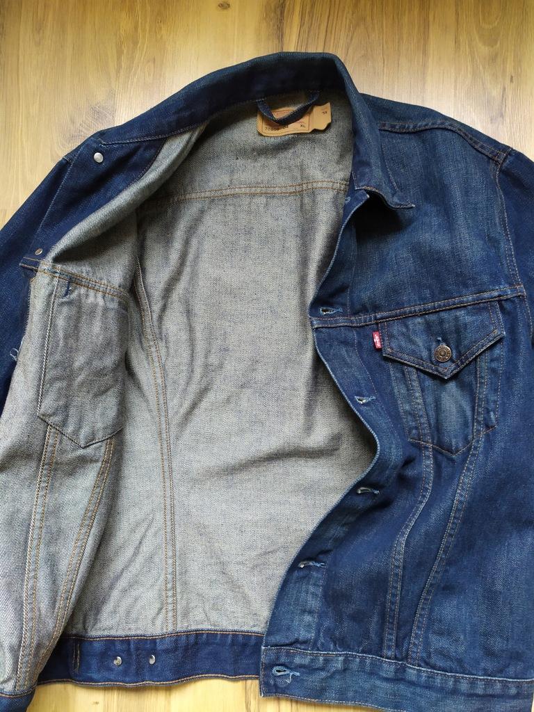 Kurtka jeansowa Levi's 70500 XL trucker lewis