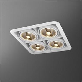 Lampa AQForm iFORM SQ czarny 35415-0000-U8-PH-22
