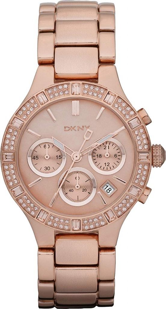 Zegarek damski DKNY NY8508 Broadway Chrono