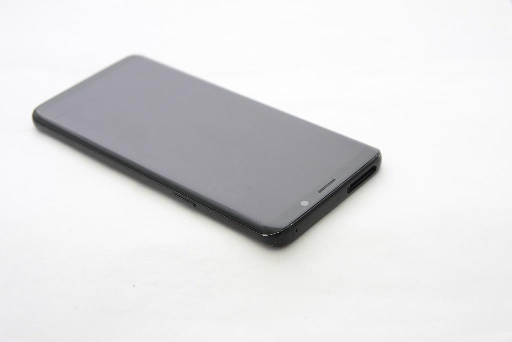 SAMSUNG S9 G960F WYŚWIETLACZ LCD SZYBKA BLACK ORG