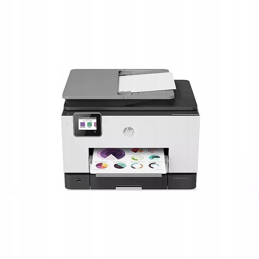HP OfficeJet Pro 9022 Wielofunkcyjna drukarka skan