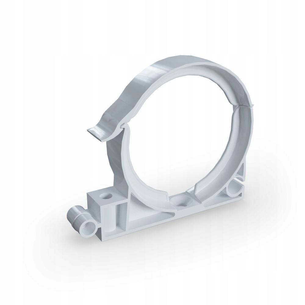 PE-FLEX Uchwyt do rury wentylacyjnej Ø75 mm 10 szt