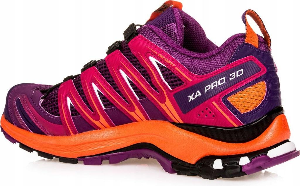 Sneakers SALOMON XA Pro 3D Grape Juice Flame Acai 393272