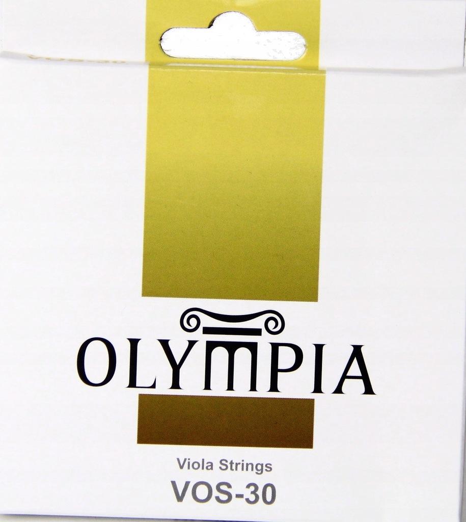 Struny do altówki Olympia VOS-30 komplet