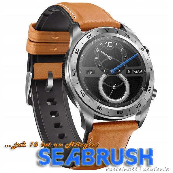 Smartwatch Honor Watch Magic TLS-B19 srebrny. NOWY