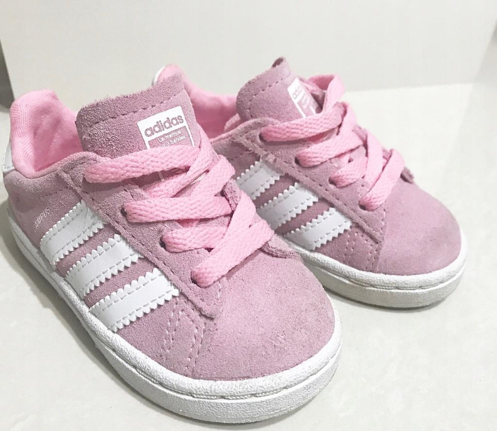 Buty dziecięce Adidas Campus rozm. 20