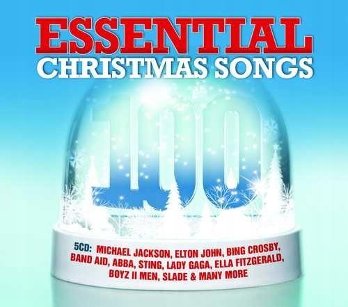 100 Essential Christmas Songs. CD Various Artists