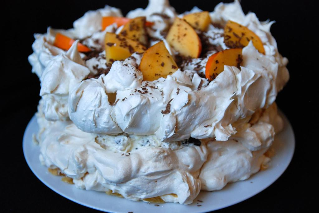 Tort bezowy wykonany przez Kondrada Klukowskiego