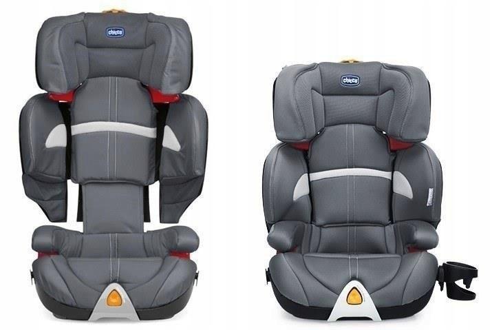 fotelik samochodowy CHICCO Oasys FixPlus 15-36 kg