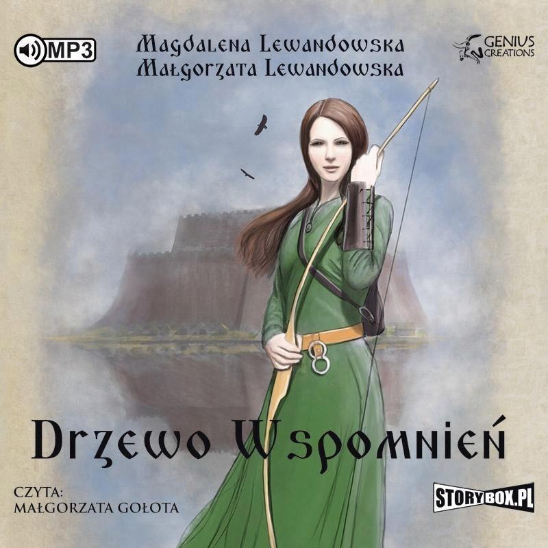 DRZEWO WSPOMNIEŃ AUDIOBOOK, MAGDALENA LEWANDOWSKA