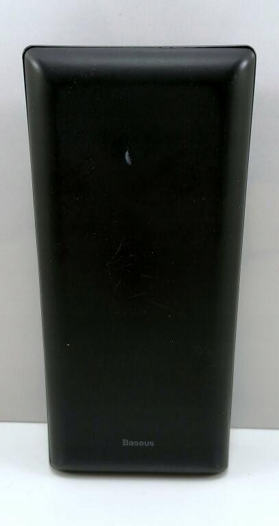 BASEUS POWER-BANK USB-C PD 3XUSB 3A 30000MAH LED