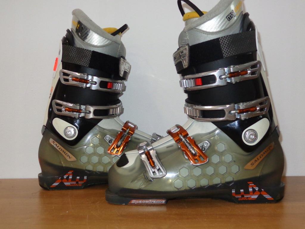 Buty narciarskie SALOMON X WAVE roz. 44 eu 8149607586