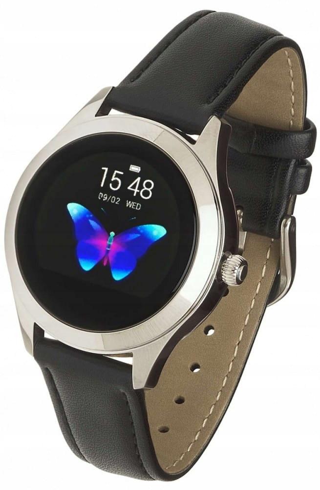 Garett Electronics Smartwatch Women Naomi Czarny S