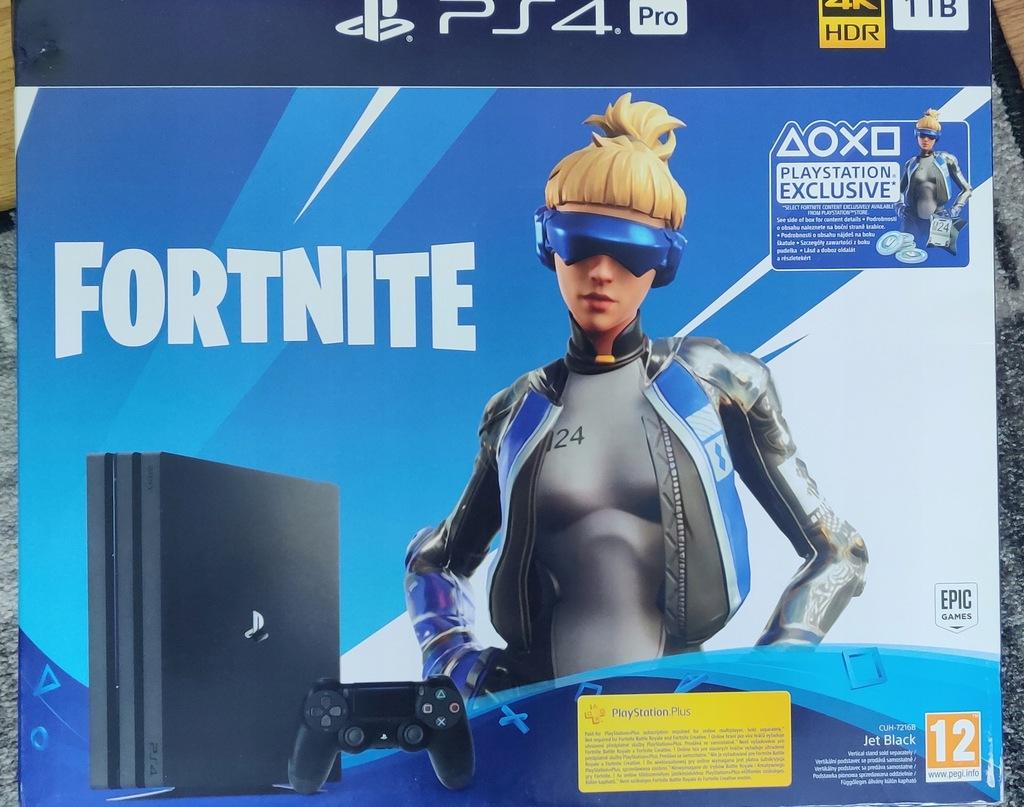 Konsola SONY PlayStation 4 Pro - Gwarancja