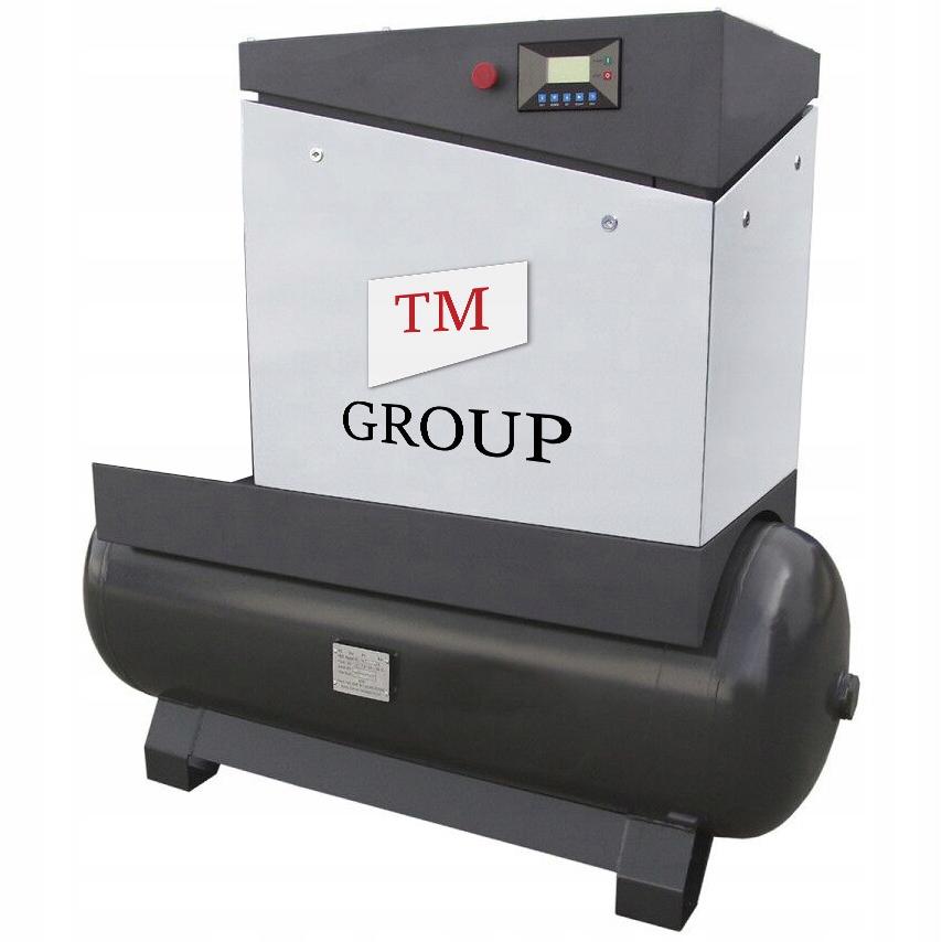 Kompresor sprężarka śrubowa śrubowy 7,5 KW 500L