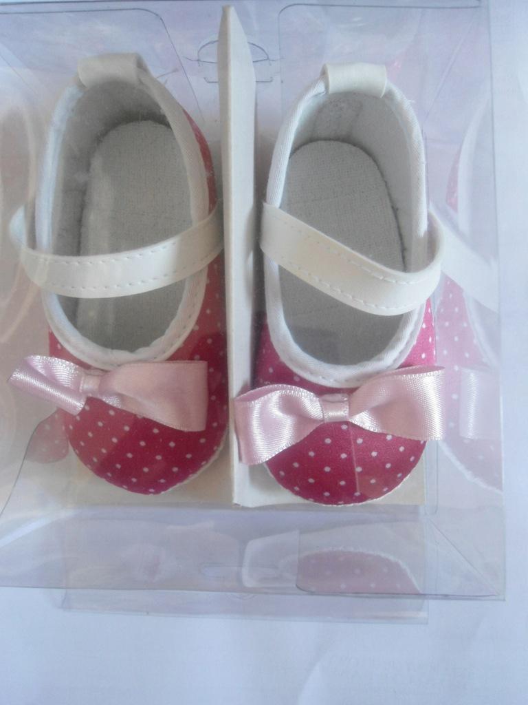 BUCIKI pantofelki różowe satynowe eleganckie 12cm.