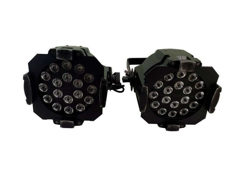 CAMEO LIGHT PAR 64 CAN - 18 X 8W QUAD COLOUR LED