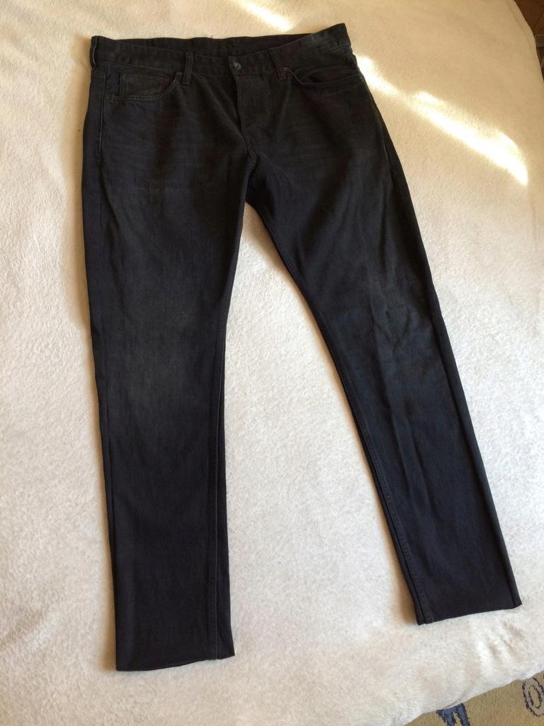 H&M &Denim Skinny- rurki Roz. 36/34