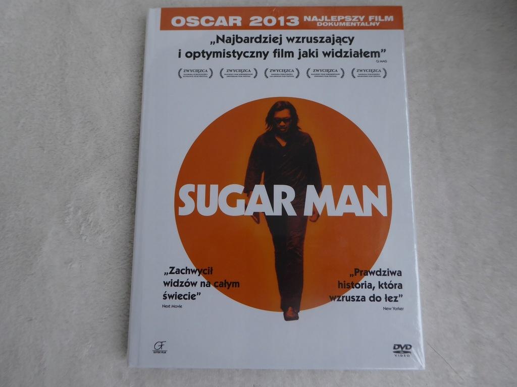 SUGAR MAN -Oscar 2013 -optymistyczny film muzyczny