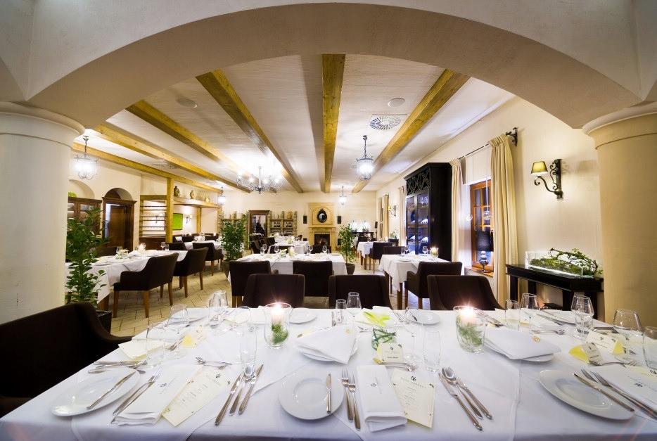 Voucher - Degustacyjne Menu dla 2os. Villa Gardena