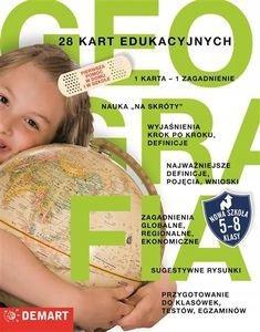 Karty edukacyjne. Geografia