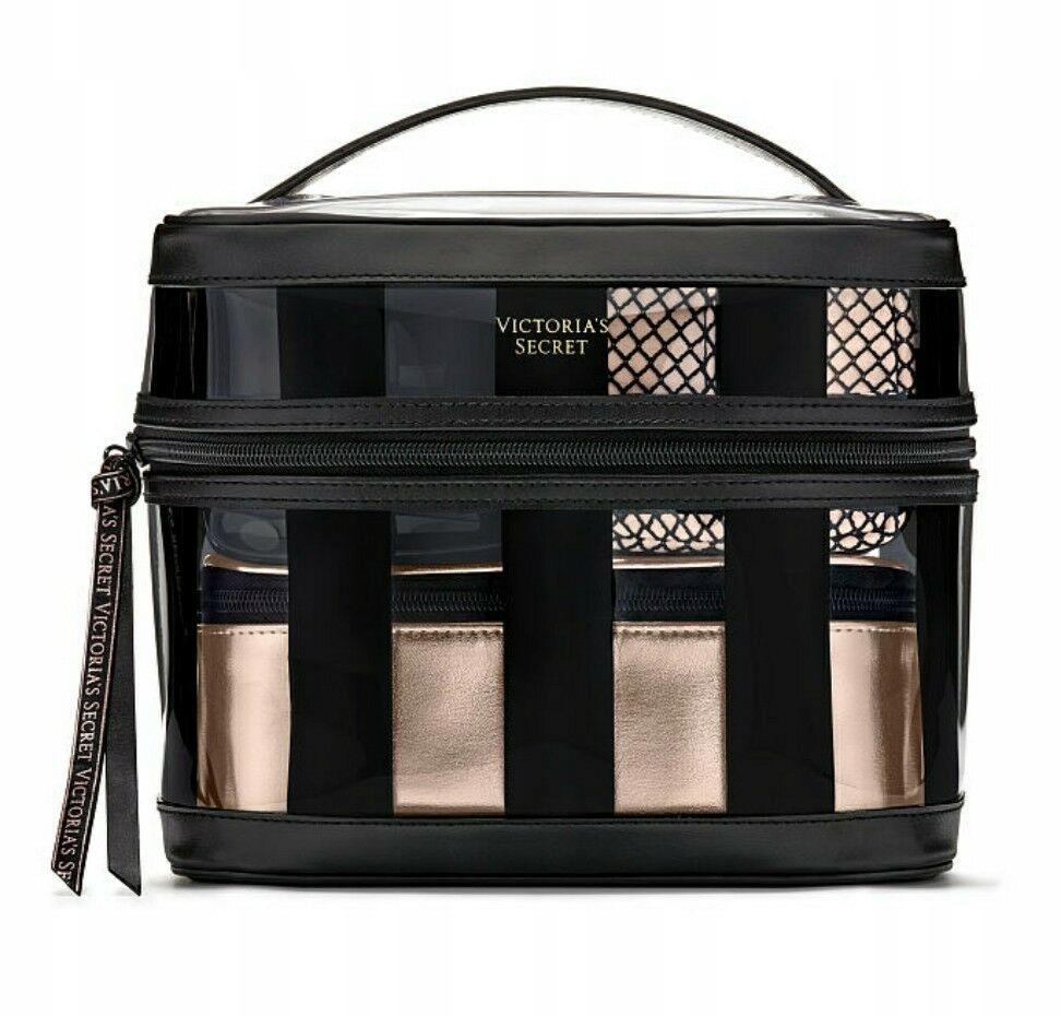 Victoria Secret 4 Kosmetyczki Zestaw Podrozny Hit 7729678607