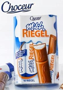 CHOCEUR CHATEAU MILCH RIEGEL BATONY MLECZNE 235 g