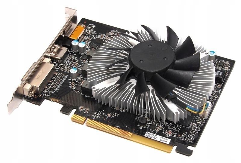 KARTA GRAFICZNA RADEON RX460 2GB DDR5 DVI HDMI DP