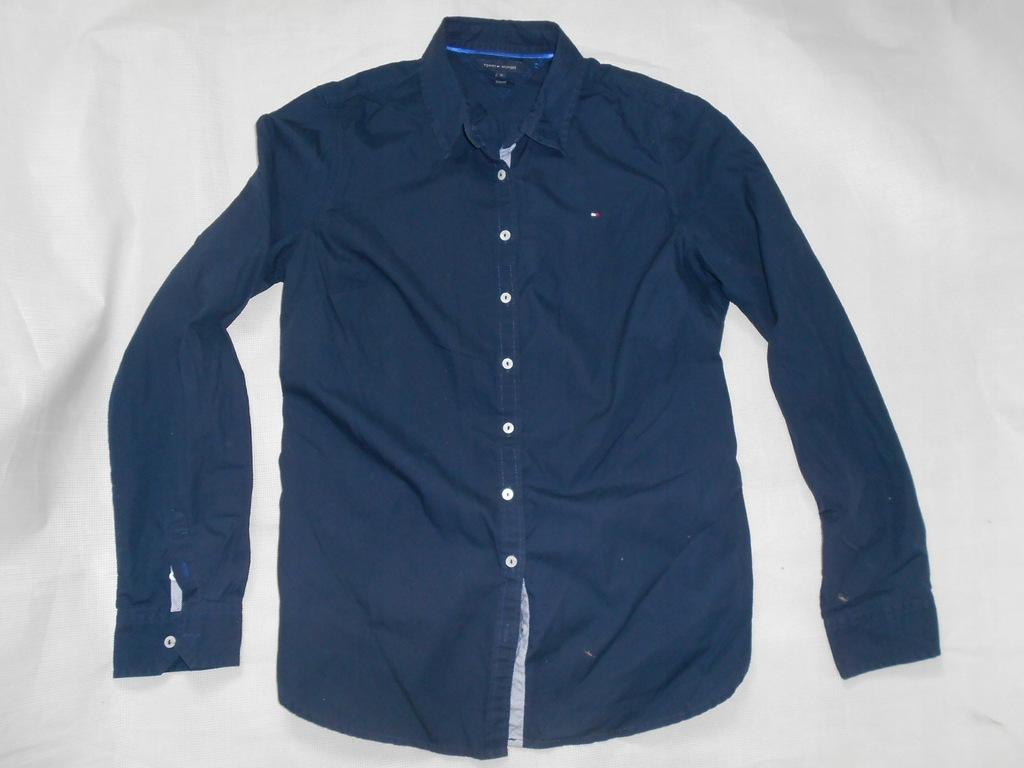 TOMMY HILFIGER Super koszula damska z Anglii r 38