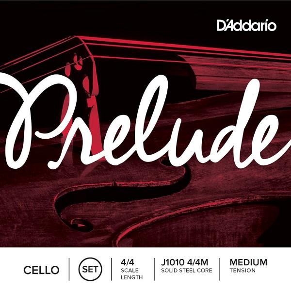 D'Addario Prelude J1010 4/4 struny do wiolonczeli