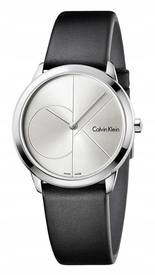 Zegarek Calvin Klein K3M221CY Minimal + DEDYKACJA