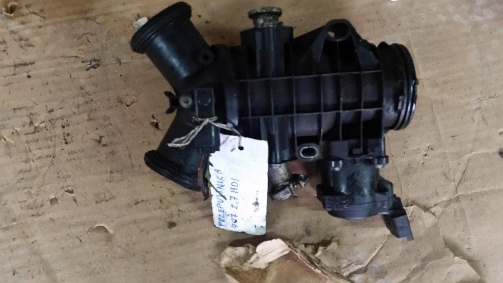 PRZEPUSTNICA kompletna 2.7HDI V6 407Coupe, 607