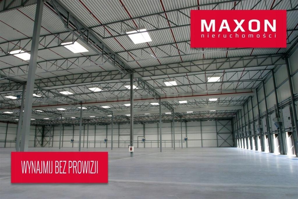 Magazyny i hale, Szczecin, 2000 m²