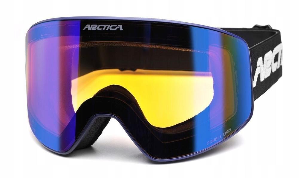 Okulary Google Arctica G-114B Filtr UV400