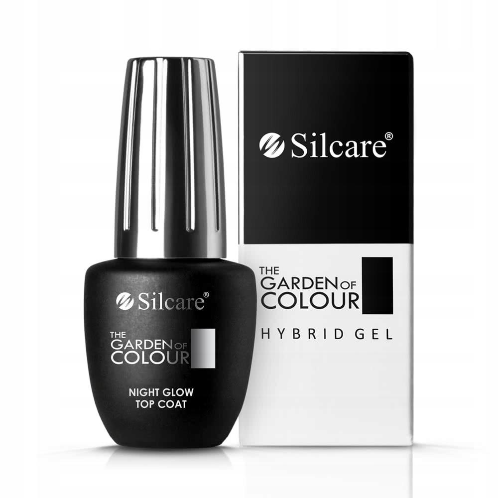 SILCARE The Garden of Colour Night Glow Top 9ml