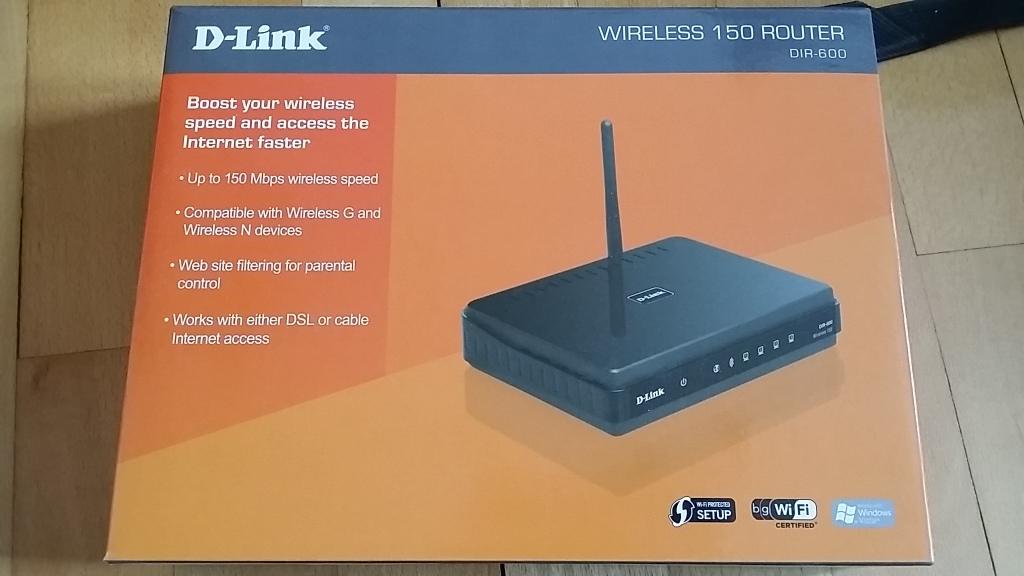 D-Link D600 Router