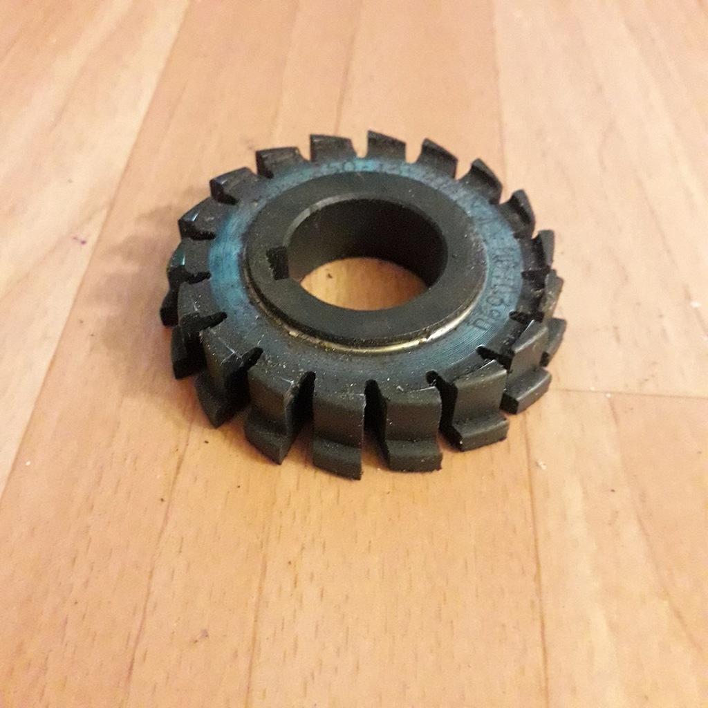 Frez tarczowy kształtowy 60X12