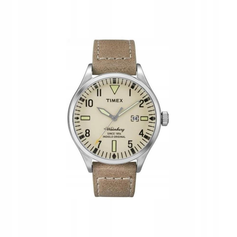 Zegarek TIMEX TW2P83900 męski datownik INDIGLO