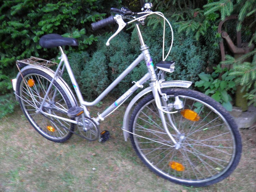 """Miejski rower ALFIRA 3 biegowy na26""""O TANIO"""