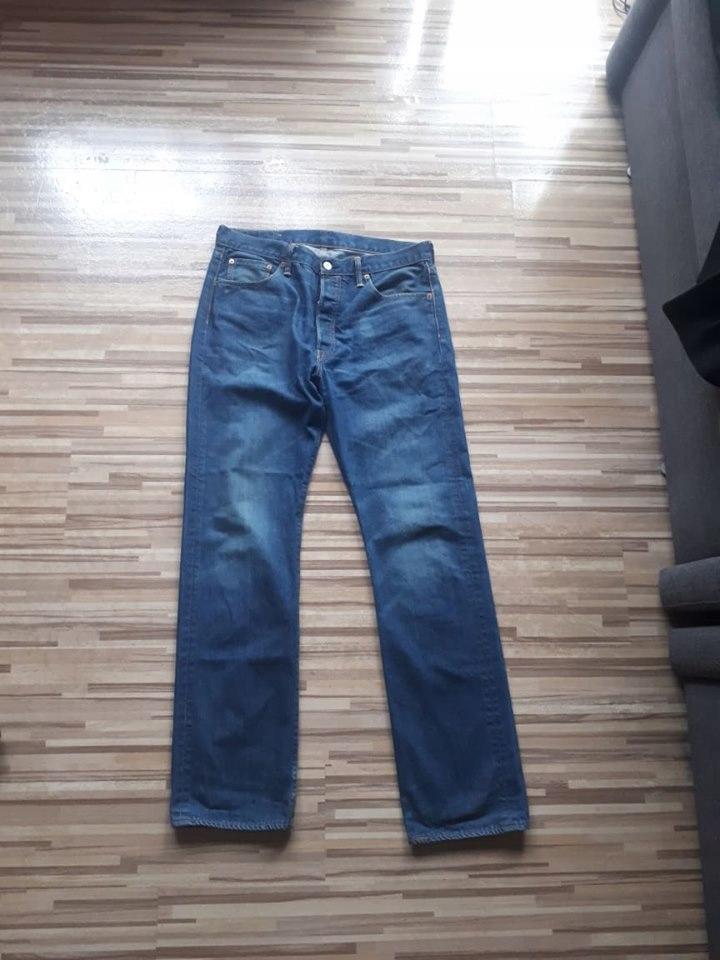 Spodnie jeansowe Levi's nowe