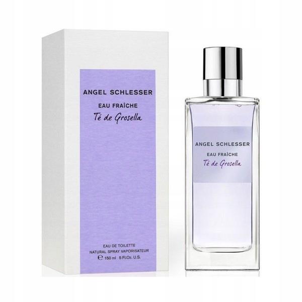 Perfumy Damskie Té De Grosella Angel Schlesser (15
