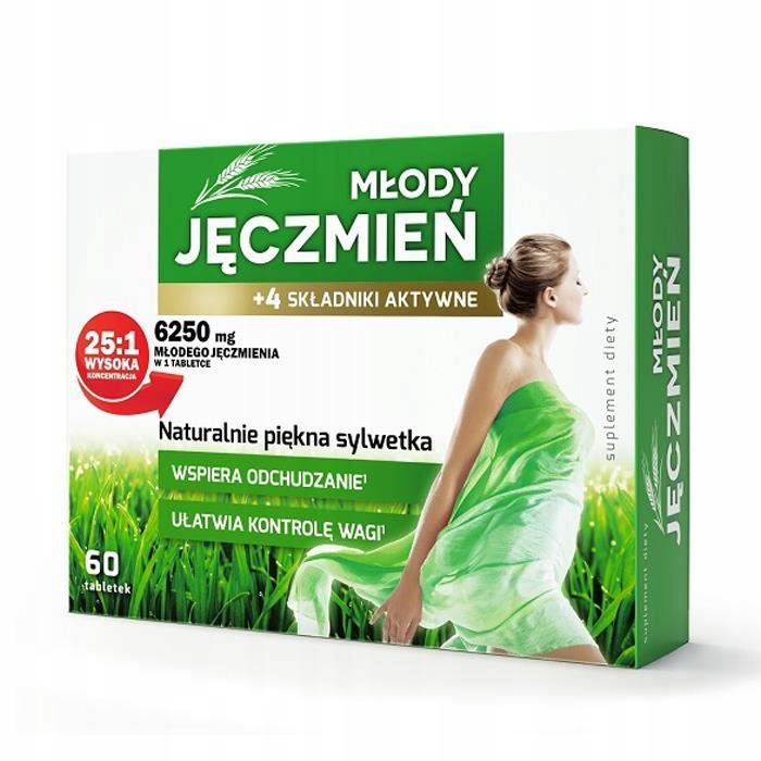 zielony jęczmień mix sanbios