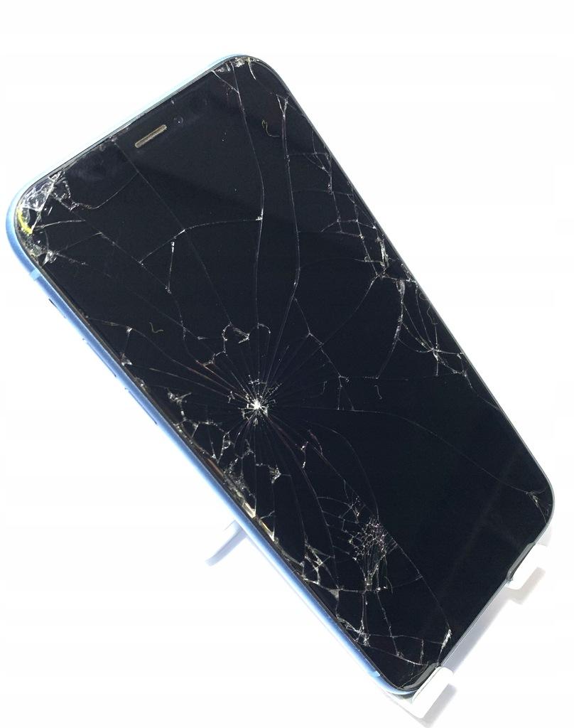 Smartfon APPLE IPHONE XR 64GB! K605