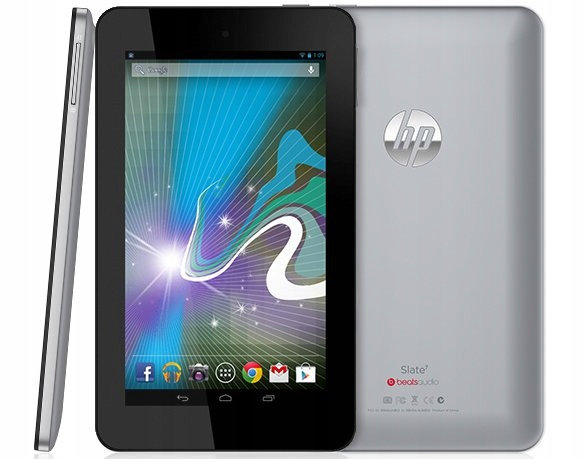 TABLET HP SLATE 7 8GB 7'' Wi-Fi ANDROID 4.1 3MPX