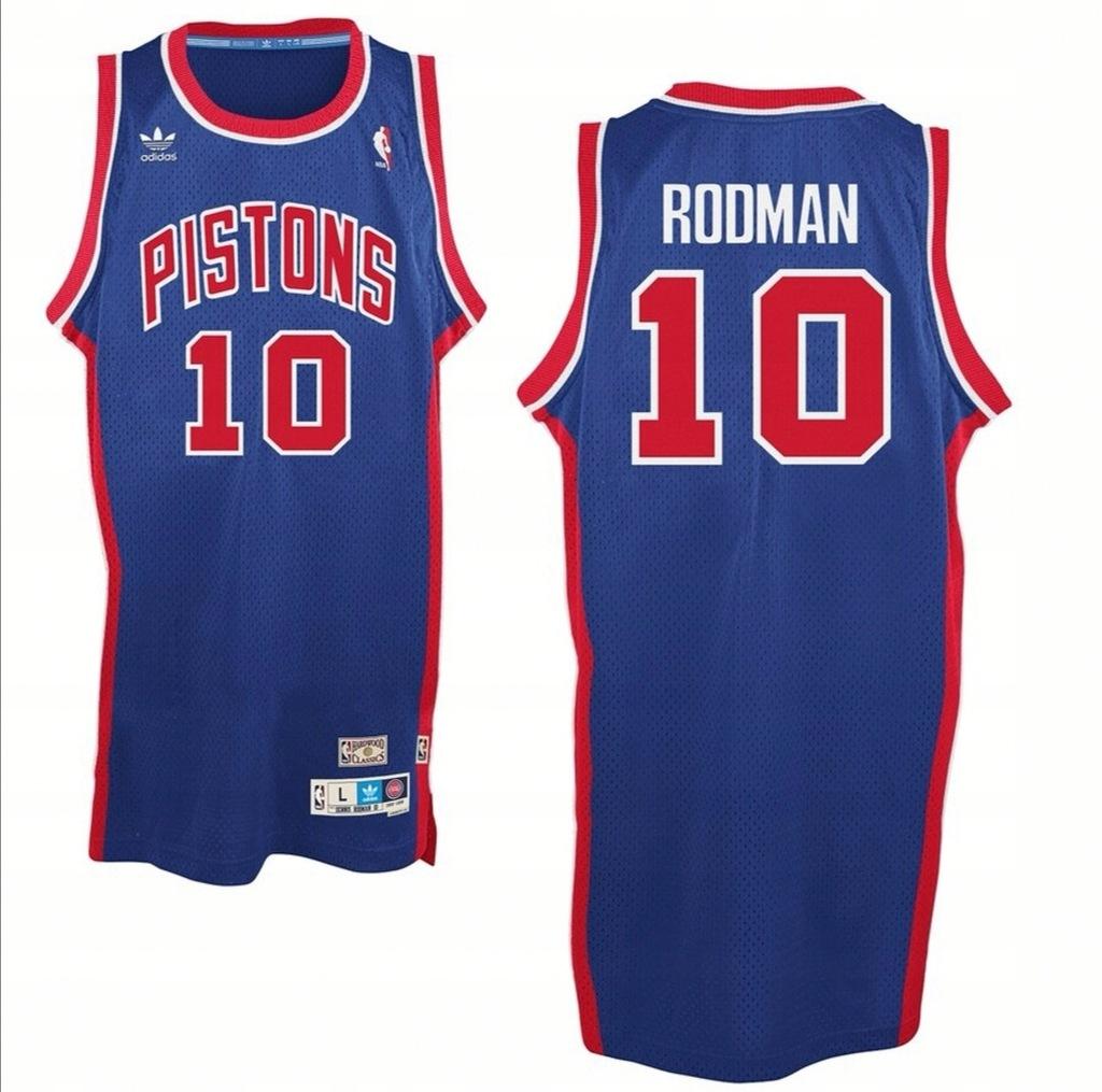 DENNIS RODMAN DETROIT PISTONS NBA S/M od1zł