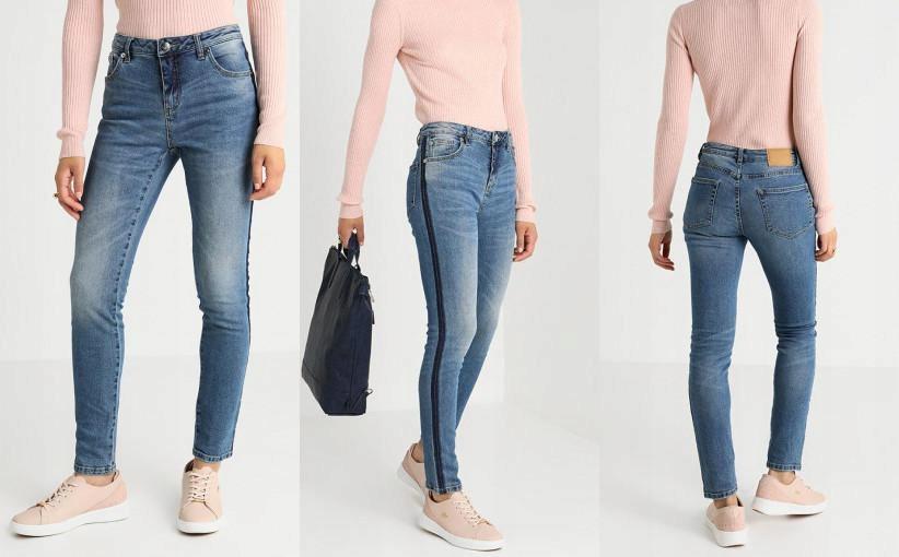 opus spodnie jeansowe