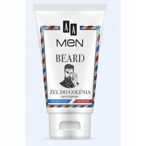 AA men żel do precyzyjnego golenia brody 100ml