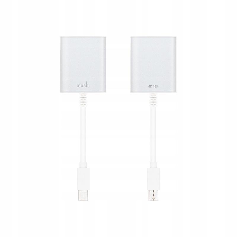 Moshi Mini DisplayPort to HDMI Adapter (4K) (srebr
